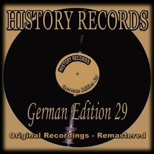 History Records - German Edition 29 (Original Recordings - Remastered)