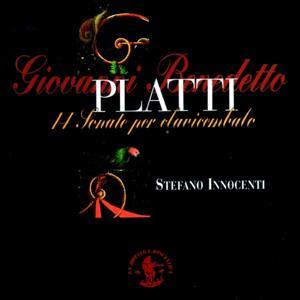 Giovanni benedetto platti: 14 sonate per clavicembalo