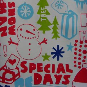 Special Days (Mistletoe and Holy)