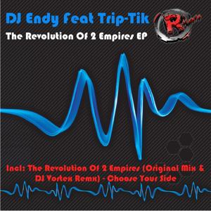 The Revolution of 2 Empires EP