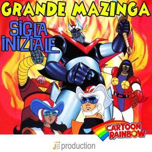 Grande Mazinger (Sigla iniziale)