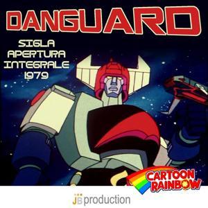 Danguard (Sigla apertura integrale 1979)