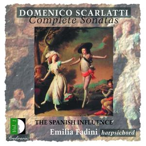 Scarlatti: Complete Sonatas, Vol.1, The Spanish Influence