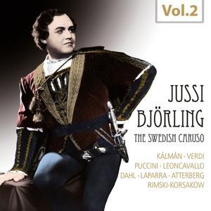 Jussi Björling - The Swedish Caruso, Vol.2