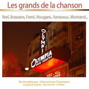 Les grands de la chanson (40 French Songs)