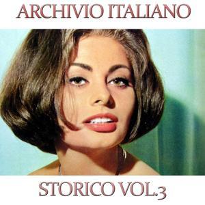 Archivio Italiano Storico, Vol.3