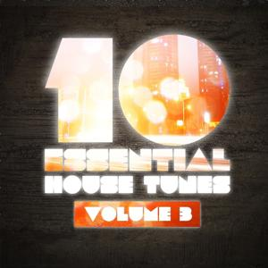 10 Essential House Tunes, Vol. 3