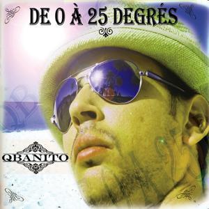De 0 à 25 degrés