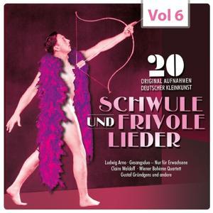 Schwule und frivole Lieder, Vol. 6