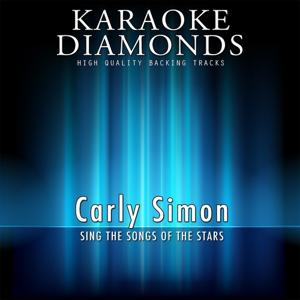Greatest Hits of Carly Simon (Karaoke Version)