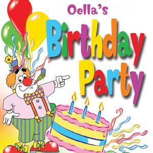 Oella's Birthday Party