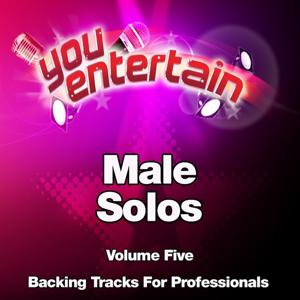 Male Solos - Professional Backing Tracks, Vol. 5