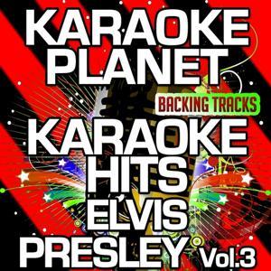 Karaoke Hits Elvis Presley, Vol. 3 (Karaoke Version)