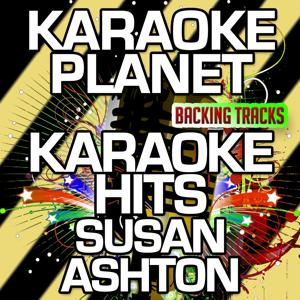 Karaoke Hits Susan Ashton (Karaoke Version)