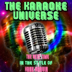 The Next Time (Karaoke Version) [In the Style of Hank Marvin]
