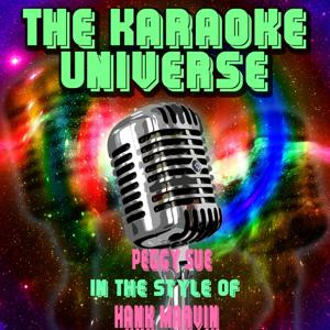 Peggy Sue (Karaoke Version) [In The Style Of Hank Marvin]