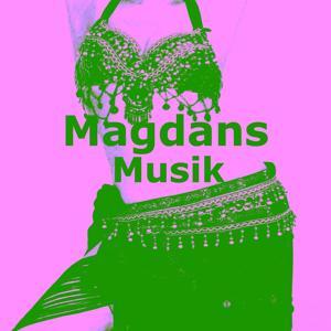 Magdans musik (Orientaliska dansens)