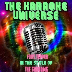 Foot Tapper (Karaoke Version) [in the Style of the Shadows]