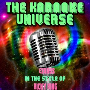 Exodus (Karaoke Version) [in the Style of Ricky King]