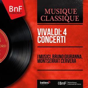 Vivaldi: 4 Concerti (Mono Version)