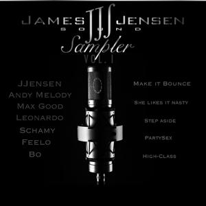 JJensen - Sound Sampler, Vol. 1