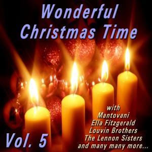 Wonderful Christmas Time, Vol. 5