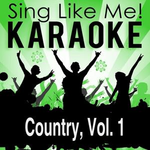 Country, Vol. 1 (Karaoke Version)