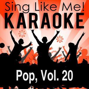 Pop, Vol. 20 (Karaoke Version)