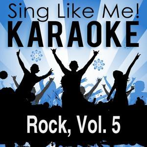 Rock, Vol. 5 (Karaoke Version)