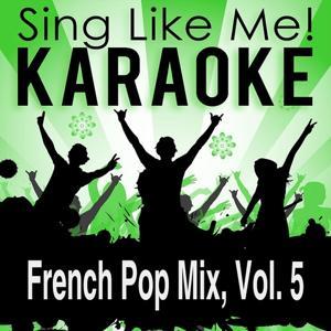 French Pop Mix, Vol. 5 (Karaoke Version)