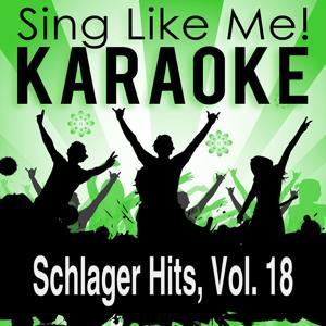 Schlager Hits, Vol. 18 (Karaoke Version)