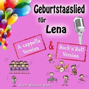 Geburtstagslied für Lena
