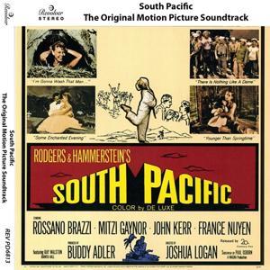 South Pacific (Original Motion Picture Soundtrack)