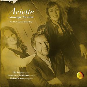 Giuseppe Nicolini: Ariette