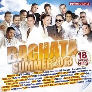 Bachata Summer 2013 (18 Bachata Hits)