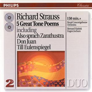 Strauss, R.: Five Great Tone Poems