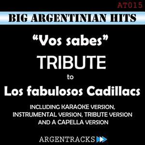 Vos Sabes - Tribute To los Fabulosos Cadillacs