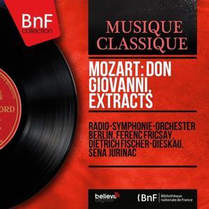 Mozart: Don Giovanni, Extracts (Mono Version)