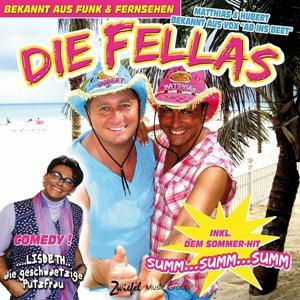 Die Fellas Comedy mit Lisbeth, Vol. 1