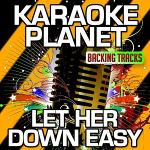 Let Her Down Easy (Karaoke Version) (Originally Performed By George Michael)