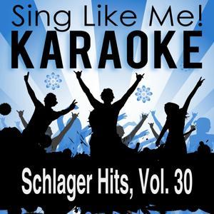 Schlager Hits, Vol. 30 (Karaoke Version)