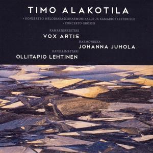 Timo Alakotila: Konsertto melodiabassoharmonikalle ja kamariorkesterille
