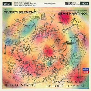 Ibert: Divertissement / Bizet: Jeux D'Enfants