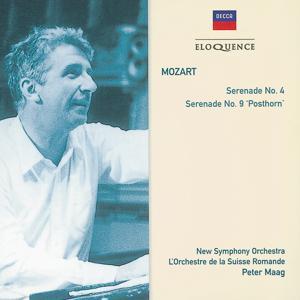 Mozart: Serenade No.4; Serenade No.9 -