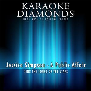 A Public Affair (Karaoke Version)