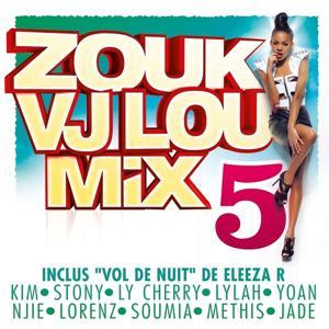 Zouk Vj Lou Mix, Vol. 5