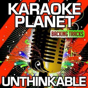 Unthinkable (Karaoke Version) (Originally Performed By Alicia Keys)