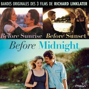 Before Sunrise, Before Sunset, Before Midnight (Bandes originales des films de Richard Linklater)