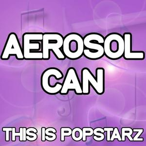 Aerosol Can - Tribute to Major Lazer and Pharrell Williams