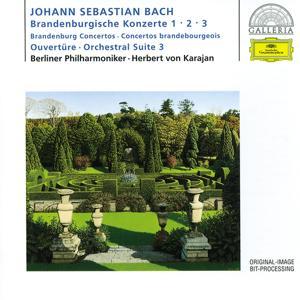 Bach, J.S.: Brandenburg Concertos Nos.1-3; Overture No.3